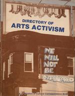 Directory of Arts Activism